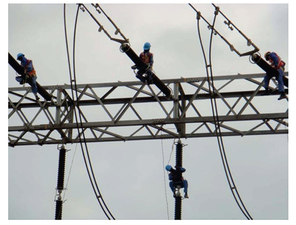 Emergency Restoration of High Voltage Transmission Lines