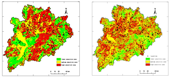Application of GIS-Based Back Propagation Artificial Neural