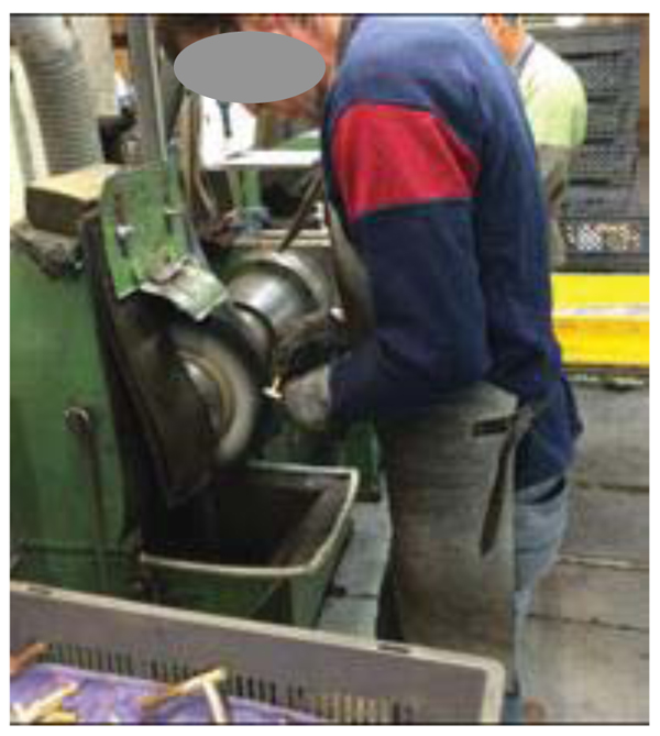 Improving the Production Performance and Ergonomic Aspects Using
