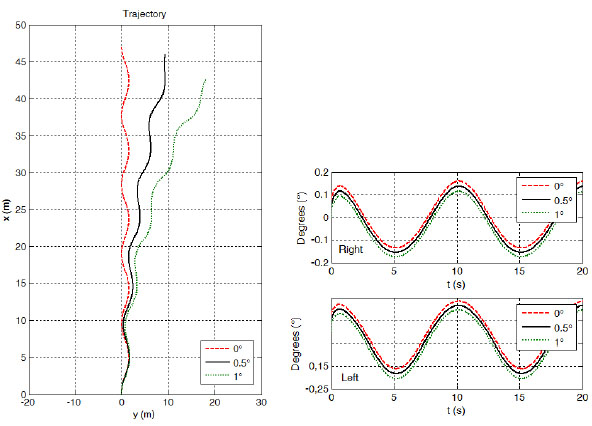 Identification of the Mechanical Properties of Tires for
