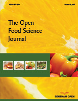 The Open Food Science Journal Editorial Board